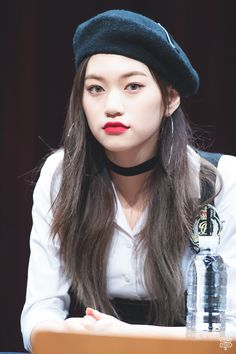 Weki Meki - Doyeon Kpop Girl Groups, Kpop Girls, Girl Day, My Girl, Korean Birthday, Oppa Gangnam Style, Asian Haircut, Jung Chaeyeon, Choi Yoojung