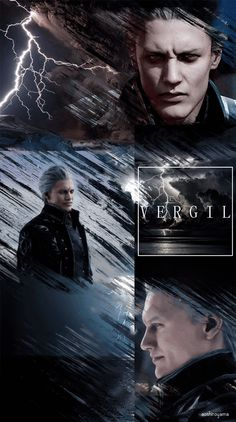 Heaven on a Landslide - aoshiroyama: DEVIL MAY CRY Vergil Dmc, Heroes United, Dante Devil May Cry, Dmc 5, My Demons, Video Game Characters, Anime, Resident Evil, Game Art