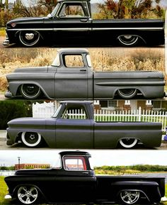 62 Ideas for pickup truck chevy C10 Chevy Truck, C10 Trucks, Classic Chevy Trucks, Mini Trucks, Chevy Pickups, Chevrolet Trucks, Pickup Trucks, Gmc Suv, Bagged Trucks