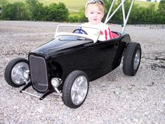 Pedal Car - 32 Ford Roadster.