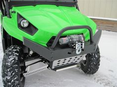 Kawasaki Teryx Bumpers http://sxsheadquarters.com/kawasaki-teryx-bumpers/