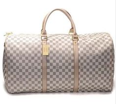 Mala De Viagem Importada Louis Vuitton Keepall 55 Monogram
