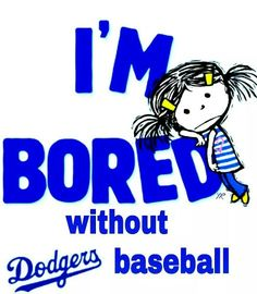 I am.. Its true! When season is over I have nothing to do *sigh*