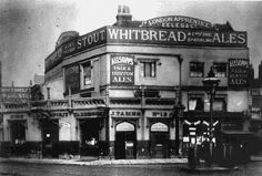 Pub next to Old St 1884