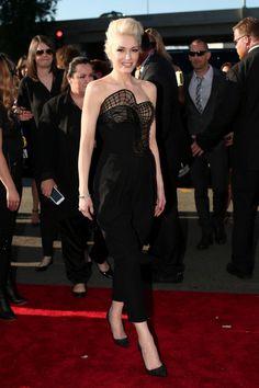 Gwen Stefani inAtelier Versace