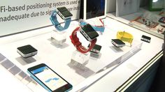 Gadgets that track health, your schedule or even lost pets were among the trendsetting products on show at the 34th HKTDC Hong Kong Electronics Fair (Autumn Edition) and 18th electronicAsia.
