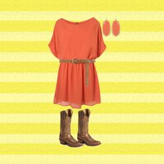 perf for a country concert!