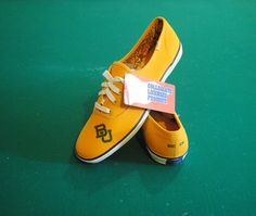 Are these #baylorbold enough for you?! #sicem #baylorproud @College Kicks