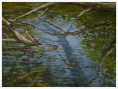 """""""Canoe Painting 1"""": FOR SALE (e-mail for information)"""