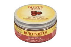 225g Burt's Bees Sugar Scrub deal in Skincare Pamper yourself with today's sweet scrub.   Blend of cranberry seeds and pomegranate oils.  Exfoliates and cleanses the skin.   Natural sugar crystals.   225g of luxurious scrub to use! Check more at https://nationaldeal.co.uk/225g-burts-bees-sugar-scrub-deal-in-skincare/