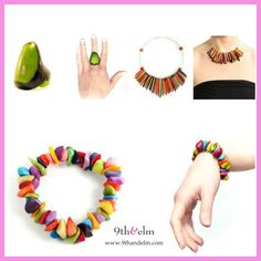 #ad 100% sustainable & organic handmade jewelry | 9thandelm.com  #sustainable #organic #muichic #handmade #9thandelm