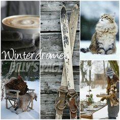 .winter Moodboard.