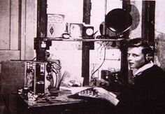 Dave Warren - young Australian who invented the black box recorder