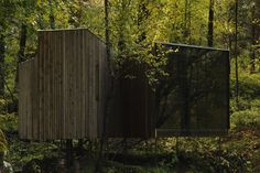 Slideshow: Rustic Cabins Comprise This Impossibly Idyllic Hotel in Norway | Dwell
