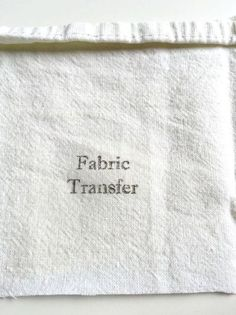 how to transfer on fabric in less than 5 minutes crafts home decor how to 5