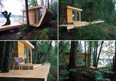 credit: Trendir [http://www.trendir.com/house-design/lake-house-architecture-with-modern-wraparound-roof.html]