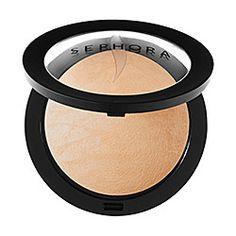 Sephora: SEPHORA COLLECTION : MicroSmooth Baked Foundation Face Powder  : foundation-makeup