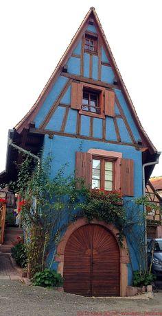 Alsace suburban home