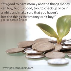 Financial Tips Quote
