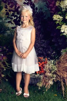 Adorable Butterfly Flower Girl dress! One of the best for the Summer season by papilioboutique.ca