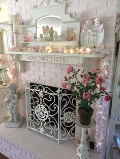 Shabby Chic Interior Design Ideas For Your Home Cottage Shabby Chic, Shabby Chic Vintage, Shabby Chic Living Room, Shabby Chic Interiors, Shabby Chic Bedrooms, Shabby Chic Kitchen, Shabby Chic Homes, Shabby Chic Style, Shabby Chic Furniture