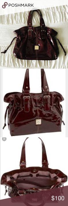 Dooney and Bourke Chiara Handbag Such a cute bag, has so much life left in it! Dooney & Bourke Bags Shoulder Bags