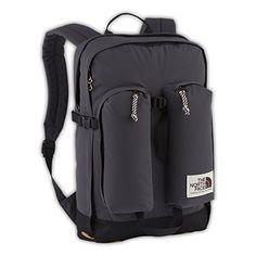 The North Face Crevasse Backpack Asphalt Grey TNF Black The North Face  http   133ef4578c52