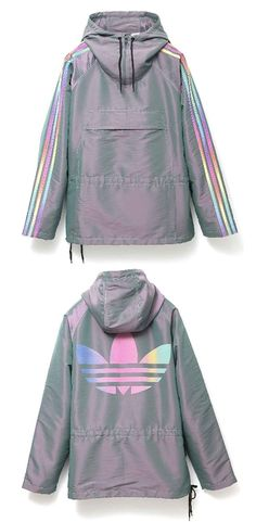 adidas Originals by Originals - Jeremy Scott - Parka Woven Pants - Freshness Mag