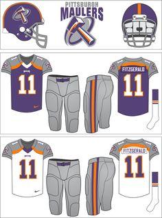 Philly's new 2003 Nike design. Custom Football, Football Love, Nike Football, Vintage Football, Basketball Teams, Sports Teams, Nfl Football Helmets, Football Uniforms, Sports Uniforms