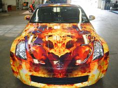 89 Best Crazy Car Wraps Images Car Wrap Car Weird Cars