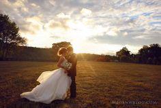 Plantation Wedding   Megan W Photography