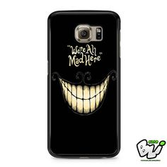Alice In Wonderland Cheshire Cat Samsung Galaxy S7 Case