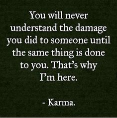 Karma Quotes and Inspirational Motivational Spiritual Quotations from Awakening Intuition. A Large Collection of Wisdom Life Changing Sayings Amazing Inspirational Quotes, Great Quotes, Quotes To Live By, People Quotes, True Quotes, Karma Quotes Truths, People Change Quotes, Sarcastic Quotes, Qoutes