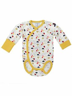 Baby`s printed bodysuit