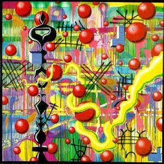 History of Art: Kenny Scharf