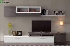 Tv Unit Interior Design, Tv Unit Design, Tv Cabinet Design, Tv Wall Design, Wall Unit Designs, Modern Tv Wall Units, Tv Unit Furniture, Muebles Living, Tv Wall Decor