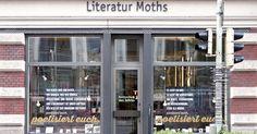 Literatur Moths: Home Beste Buchhandlung Münchens!