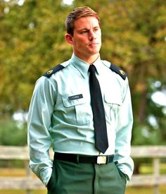 the only thing better than Channing Tatum in uniform.is Channing Tatum as a soldier. Querido John, Logan Lerman, Shia Labeouf, Amanda Seyfried, Channing Tatum Dear John, Dear John Movie, Cher John, Chaning Tatum, Nicholas Sparks Movies