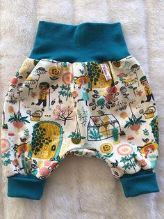 Pantalón bombacho 0-3 meses