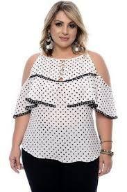 Blusa Plus Size Monteira Plus Size Fashion For Women, Curvy Women Fashion, Plus Size Women, Plus Fashion, Womens Fashion, Plus Size Dresses, Plus Size Outfits, Modelos Plus Size, Looks Plus Size
