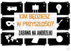 Kim będziesz w przyszłości? Mathematics, Montessori, Children, Kids, Things To Do, My Life, Teaching, Simple, Europe