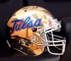 Tulsa Golden Hurricane College Football Uniforms f1f0320b2