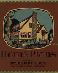 Home Plans by Curtis, 1926. Curtis Companies From the Association for Preservation Technology (APT) - Building Technology Heritage Library, an online archive of period architectural trade catalogs. Select an era or material and become an architectural time traveler.