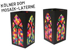 """schon gespeichert unter """"Druckvorlage für die Kölner Dom Mosaik-Laterne"""""""