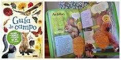 TOP 25 Libros informativos para niños, guía de campo sm