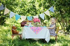 Set up for mini sessions?