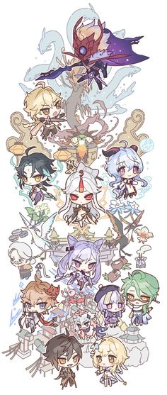 Open World Rpg, Manga Anime, Anime Art, Save The World, Otaku, Albedo, Cute Anime Character, Animes Wallpapers, Kawaii Anime