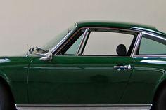 Cars - Previously Sold - Porsche 911 - 1970 Porsche 911S Coupe - Irish Green - CPR Classic
