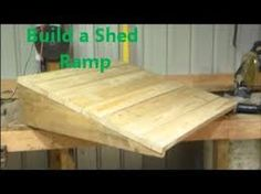 Image result for how to build a wood storage shed foundation
