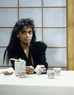 Lovely Lisa Bonet with Lisa Bonet, Songs About Girls, Alexa Davalos, Free Black Girls, Black Girl Aesthetic, 80s Aesthetic, Aesthetic Photo, The Cosby Show, Zoe Kravitz
